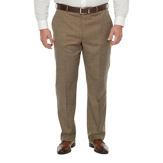 Stafford Super Mens Stretch Regular Fit Suit Pants