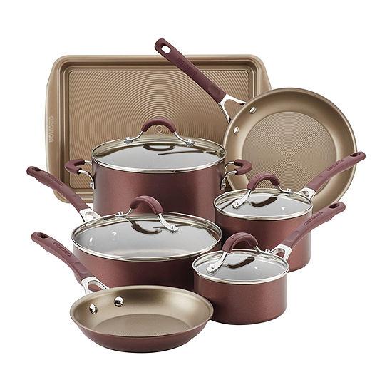 Circulon 11-pc. Aluminum Non-Stick Cookware Set