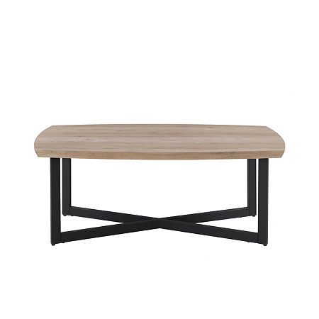 Marta Coffee Table, One Size , Gray