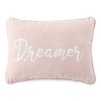 Home Expressions Dreamer Rectangular Throw Pillow