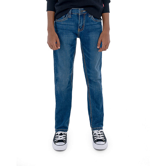 Levi's Big Boys Skinny Regular Fit Jean