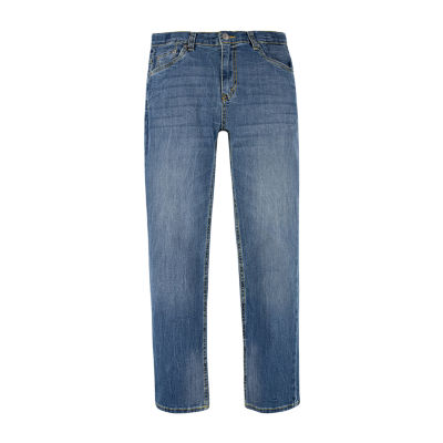 Levi's Big Boys 502 Tapered Stretch Regular Fit Jean