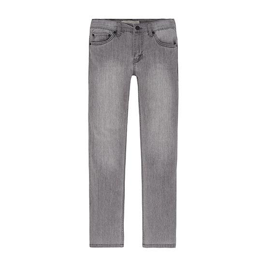 Levi's Performance Big Kid Boys 511 Stretch Slim Fit Jean