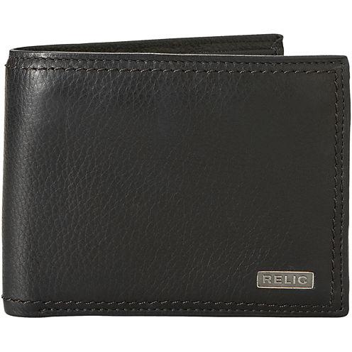 Relic® Mark Leather Traveler Wallet