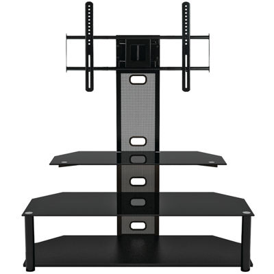 Aviton Flat Panel TV Stand with Integrated Mount