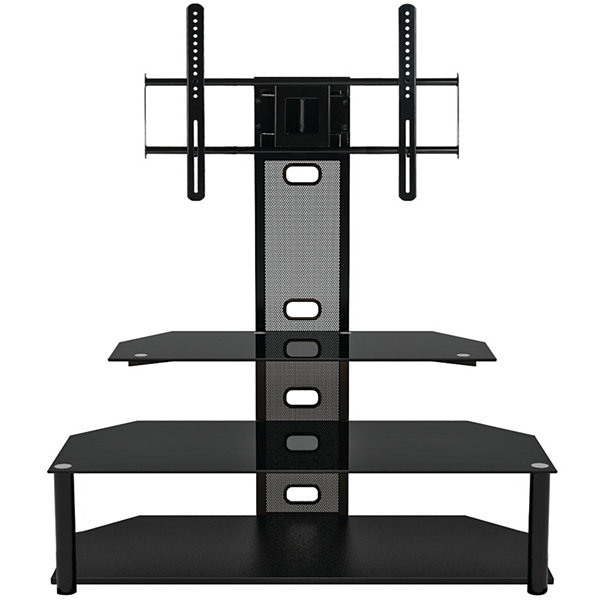 Aviton Flat Panel Tv Stand With Integrated Mount Jcpenney