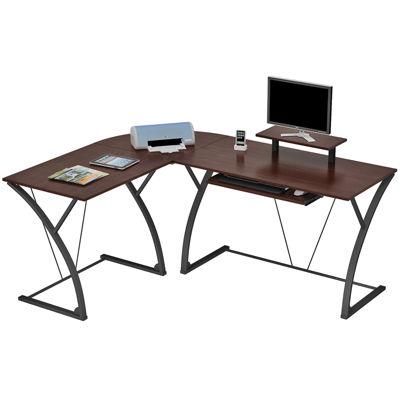 """Khloe """"L"""" Computer Desk"""