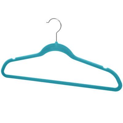 Sunbeam® 10-Pack Non-Slip Velvet Hangers