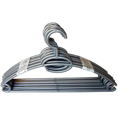 Home Basics 10-Pack Plastic Hangers
