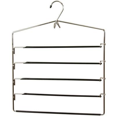 Home Basics Chrome Trouser Hanger