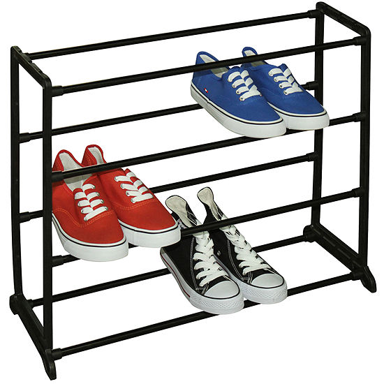 Sunbeam® 12-Pair Shoe Rack