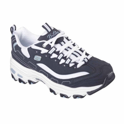 Skechers D'Lites Biggest Fan Womens Sneakers