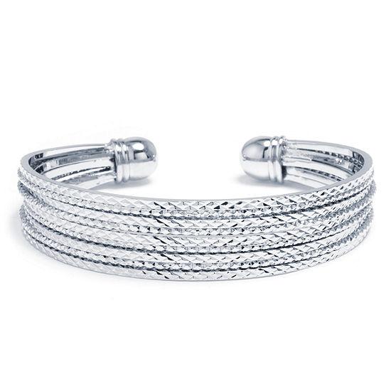 Sparkle Allure Cuff Bracelet