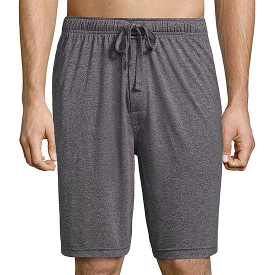 Van Heusen Men's Knit Pajama Shorts-Big