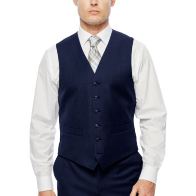Stafford Classic Fit Stretch Suit Vest