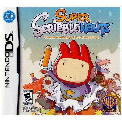Super Scribblenauts Nds Ninjago Video Game-XBox One