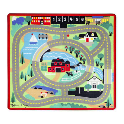 Melissa And Doug Toy Race Track