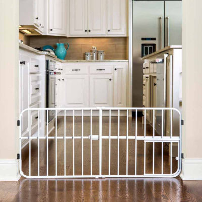 Carlson Step Over Expandable Pet Gate