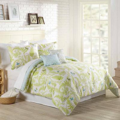 Mary Jane's Home Enchanted Grove 5-pc. Comforter Set