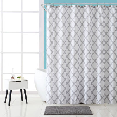 VCNY Asher Shower Curtain Set