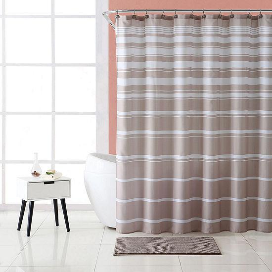 VCNY Carson Shower Curtain Set