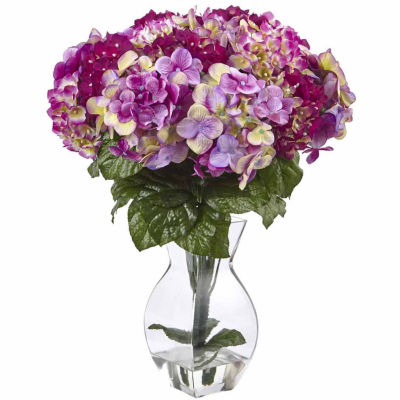 Beauty Hydrangea Floral Arrangement