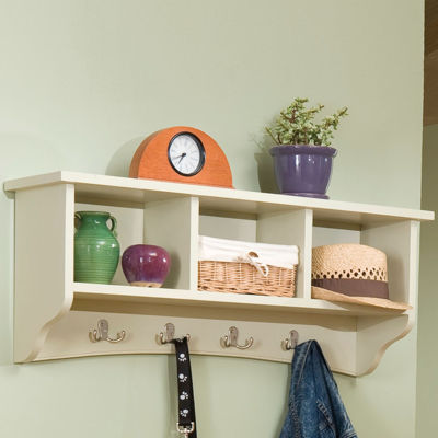 Shaker Cottage Storage Coat Hook