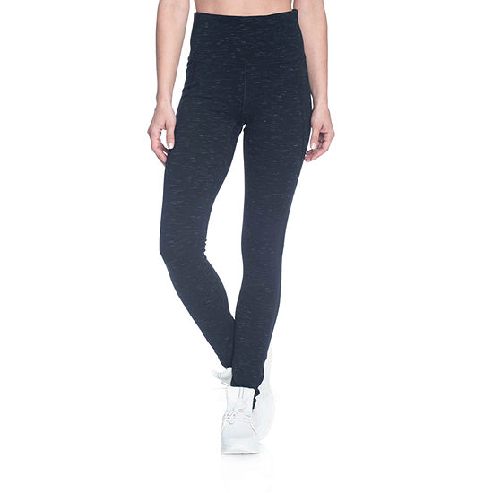Gaiam High Rise Leggings with Mesh Insets
