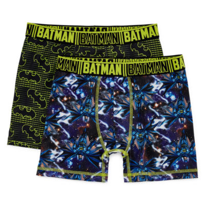 2-pc. Batman Boxer Briefs Big Kid Boys