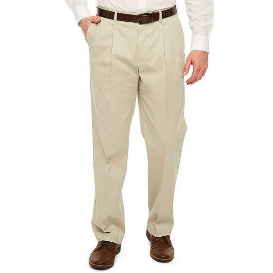 Savane Pleated Ultimate Performance Chino