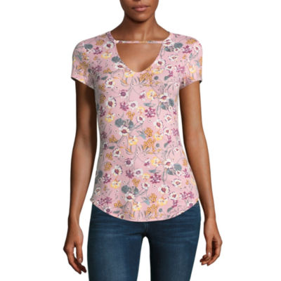Almost Famous Tunic Top-Juniors