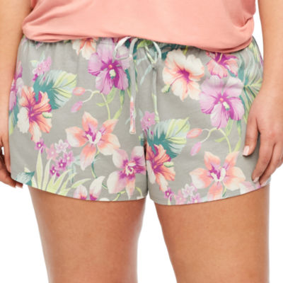 Ambrielle Pajama Shorts - Plus