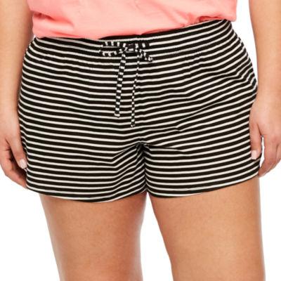 Ambrielle Knit Pajama Shorts