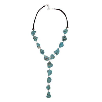 Erica Lyons Womens Y Necklace