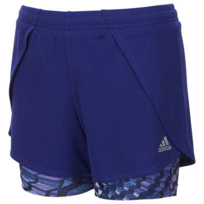 Adidas 2N1 Mesh Short