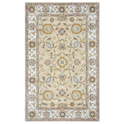 Rizzy Home Arden Loft-Crown Way Collection AmeliaOriental Area Rug