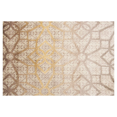 Rizzy Home Bay Side Collection Charlotte GeometricRug