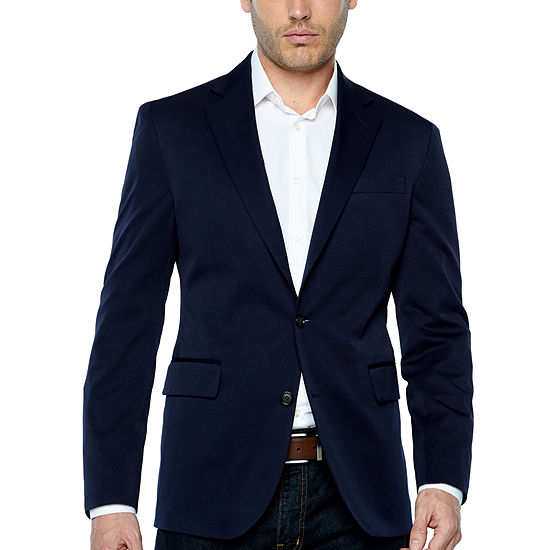 Stafford Life In Motion Stretch Slim Fit Sport Coat