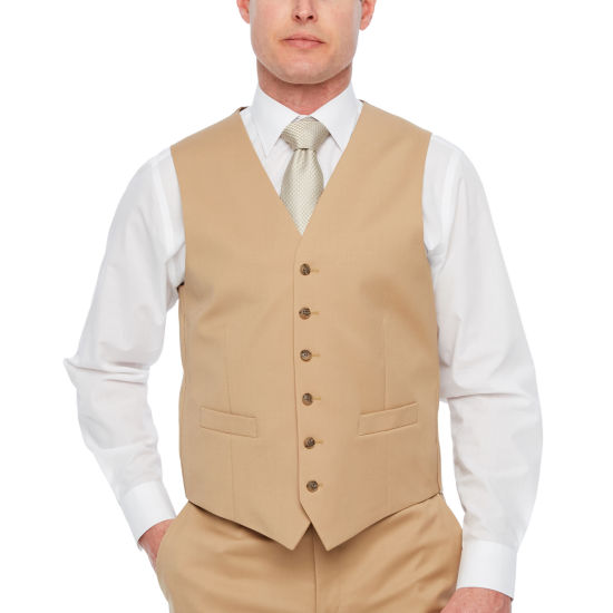 Stafford Classic Fit Suit Vest