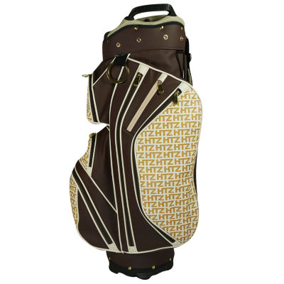 HotZ  Designer Series Cart Bag with Head Covers