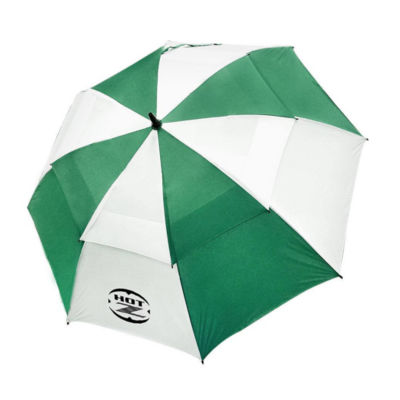 "HotZ - 62"" Double Canopy Umbrella"