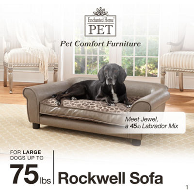 Enchanted Home Rockwell Pet Sofa