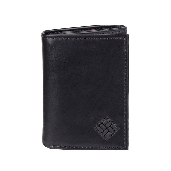 Columbia Mens Tri Fold Wallet