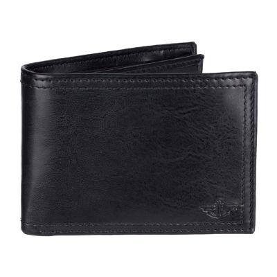Dockers Mens Slim Fold Wallet