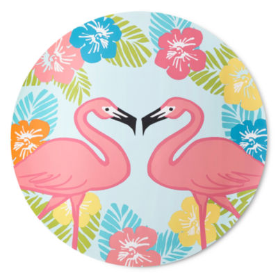 Outdoor Oasis Flamingo 4-pc. Placemats