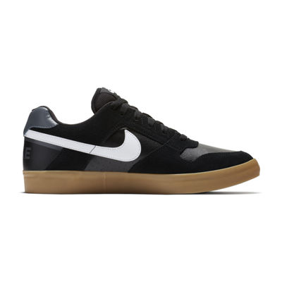 Nike Zoom Delta Mens Skate Shoes Lace-up