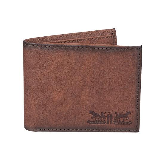 Levi's® RFID Secure Passcase Wallet