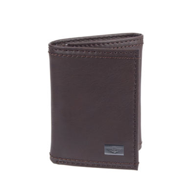 Dockers Mens Tri Fold Wallet