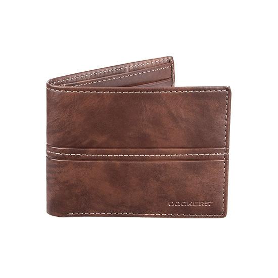Dockers® RFID Secure Billfold Wallet