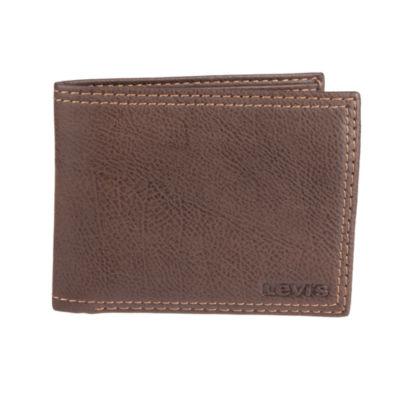 Levi's® Men's Slim Fold Wallet